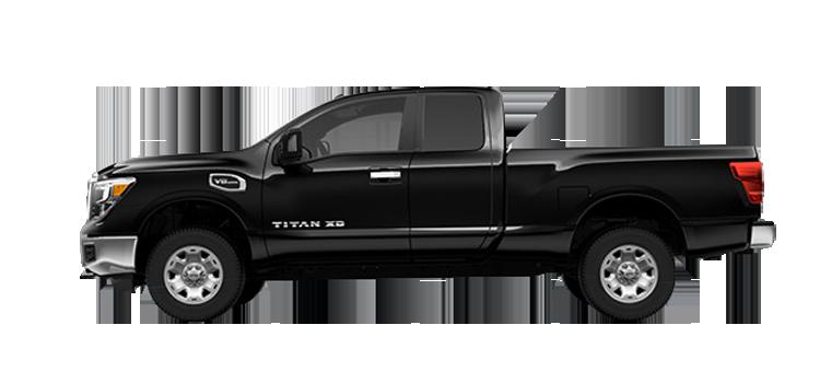 Edmond Nissan - 2018 Nissan Titan XD King Cab Diesel SV