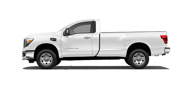 Katy Nissan - 2018 Nissan Titan XD Single Cab Gas SV