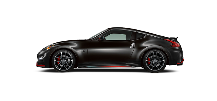 New 2018 Nissan 370Z Coupe 3.7L Manual NISMO Tech