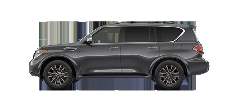 New 2018 Nissan Armada 5.6L V8 Platinum