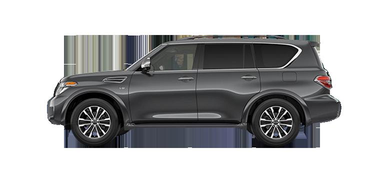New 2018 Nissan Armada 5.6L V8 SL