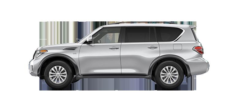 New 2018 Nissan Armada 5.6L V8 SV