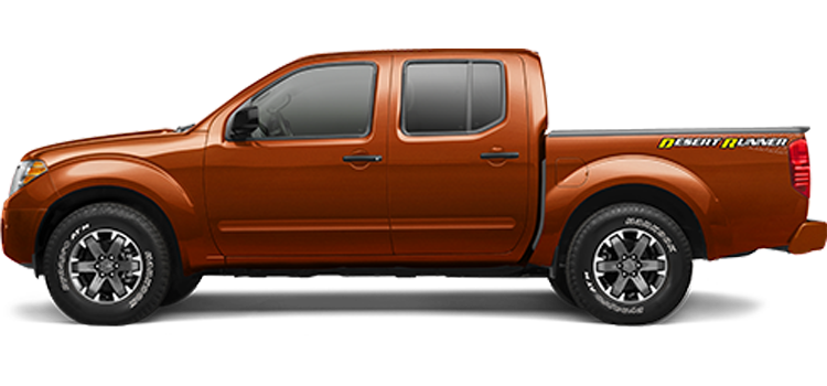Awesome New 2018 Nissan Frontier Crew Cab 4.0L Automatic Desert Runner