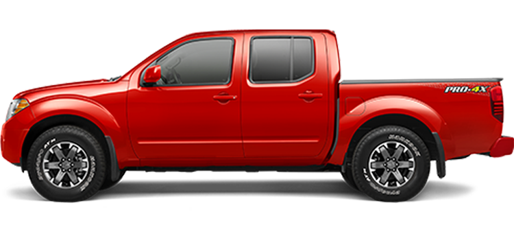 Used 2018 Nissan Frontier PRO-4X