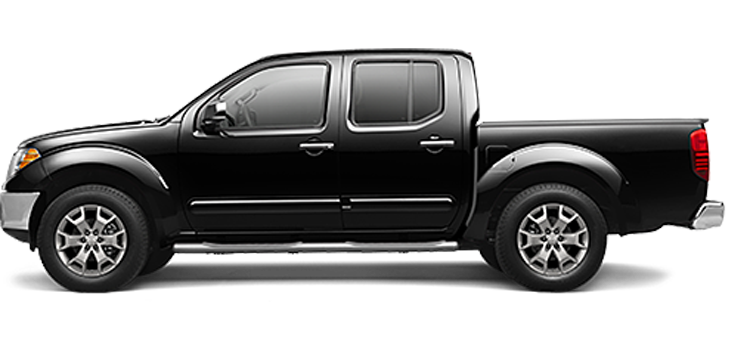 New 2018 Nissan Frontier Crew Cab 4.0L Automatic SL