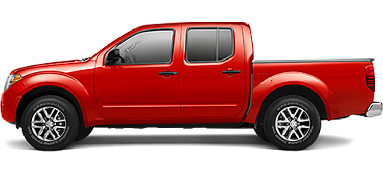 new 2018 Nissan Frontier Crew Cab 4.0L Automatic SV
