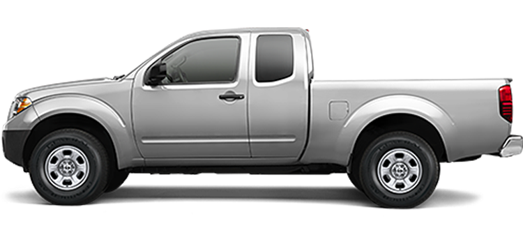 New 2018 Nissan Frontier King Cab 2.5L Manual S