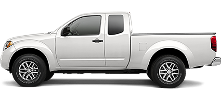 New 2018 Nissan Frontier King Cab 2.5L Automatic SV