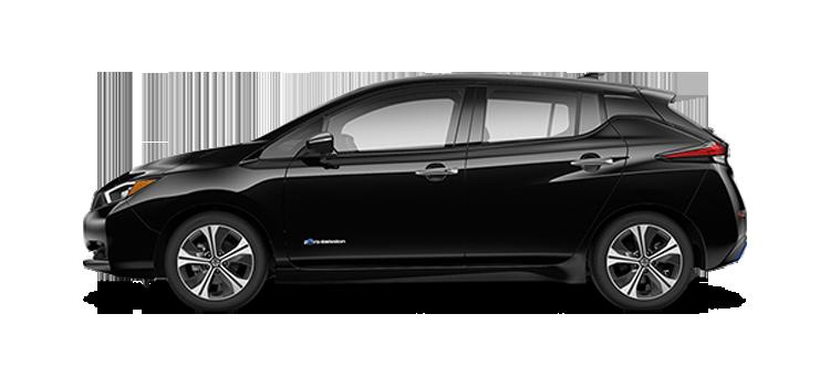 New 2018 Nissan Leaf Sl Hatchback