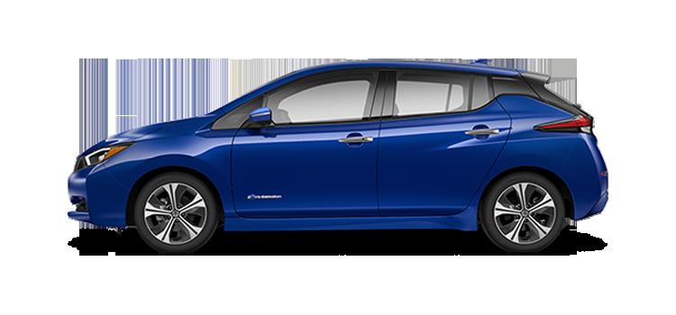 New 2018 Nissan Leaf SL