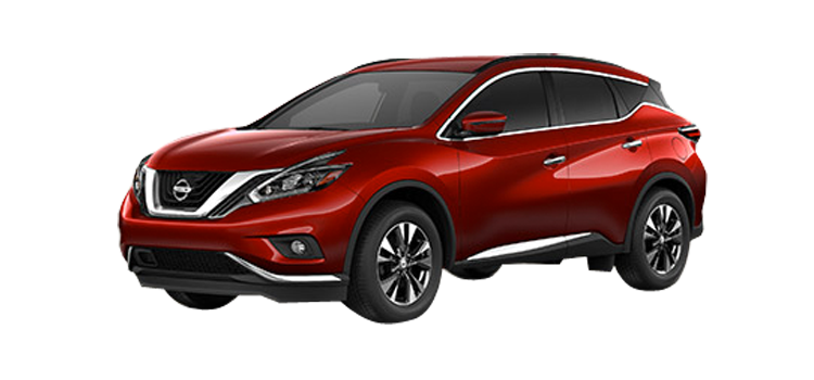 used 2018 Nissan Murano SV