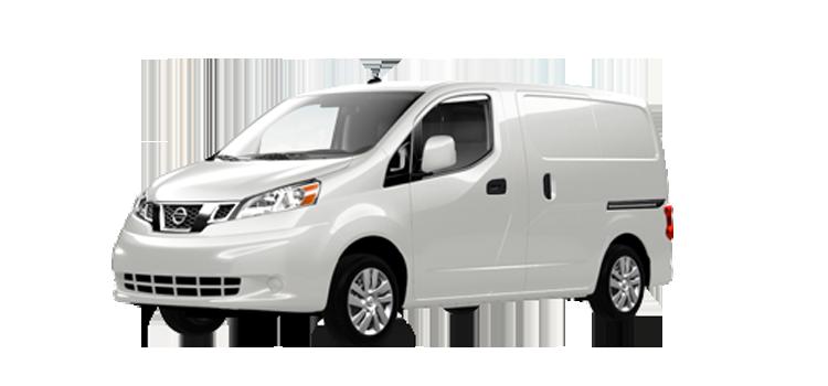 New 2018 Nissan NV200 Compact Cargo Xtronic CVT SV