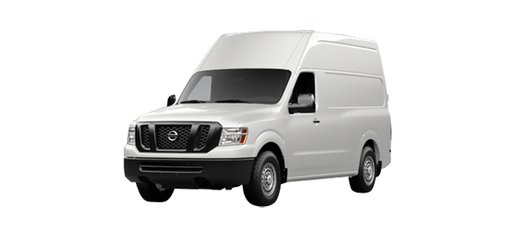 New 2018 Nissan NV Cargo High Roof 2500 5.6L V8 S