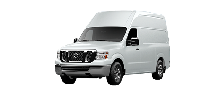 New 2018 Nissan NV Cargo High Roof 3500 5.6L V8 SL