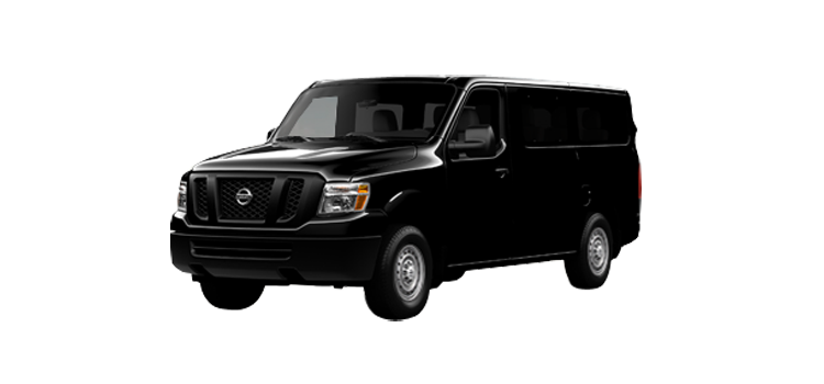 New 2018 Nissan NV Passenger 3500 HD 4.0L V6 S