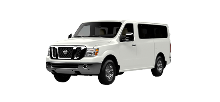 new 2018 Nissan NV Passenger 3500 HD 5.6L V8 SL