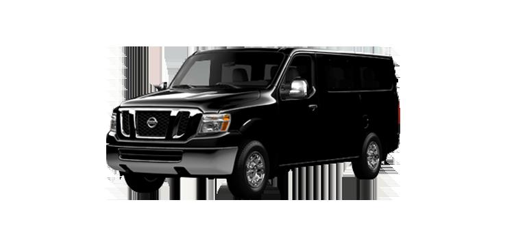 New 2018 Nissan NV Passenger 3500 HD 4.0L V6 SV