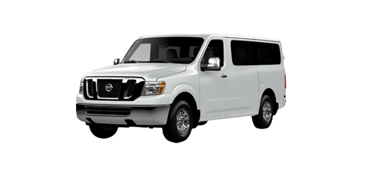 New 2018 Nissan NV Passenger 3500 HD 4.0L V6 SV