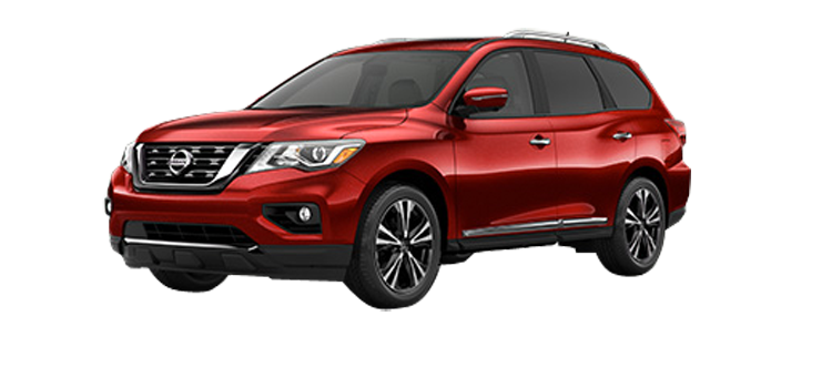 2018 Nissan Pathfinder at Mike Smith Nissan: Find Your Ideal Path in