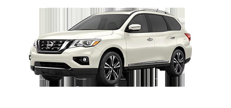 New 2018 Nissan Pathfinder 3.5L Xtronic CVT Platinum