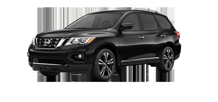 used 2018 Nissan Pathfinder Platinum