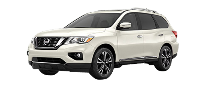 New 2018 Nissan Pathfinder 3.5L Xtronic CVT Platinum