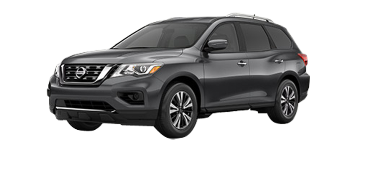 New 2018 Nissan Pathfinder 3.5L Xtronic CVT S