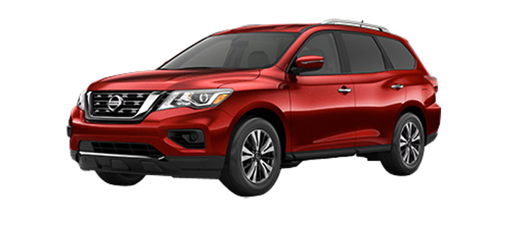 New 2018 Nissan Pathfinder 3.5L Xtronic CVT S