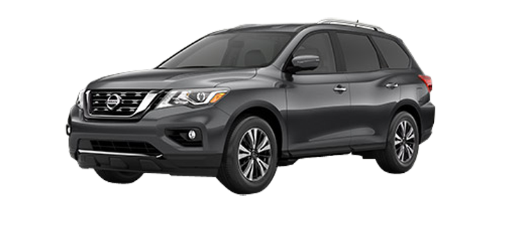 new 2018 Nissan Pathfinder 3.5L Xtronic CVT SL