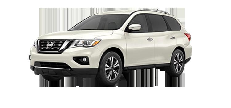 new 2018 Nissan Pathfinder 3.5L Xtronic CVT SL
