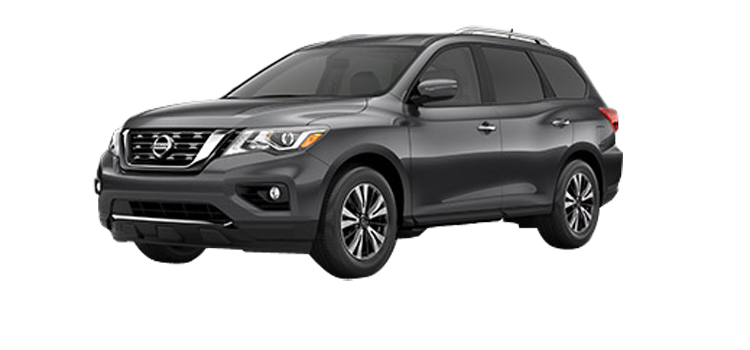 new 2018 Nissan Pathfinder 3.5L Xtronic CVT SV