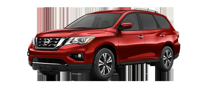 New 2018 Nissan Pathfinder 3.5L Xtronic CVT SV