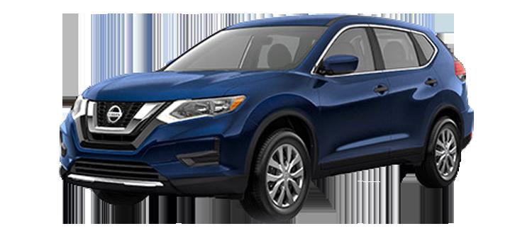 New 2018 Nissan Rogue 2.5L I4 S