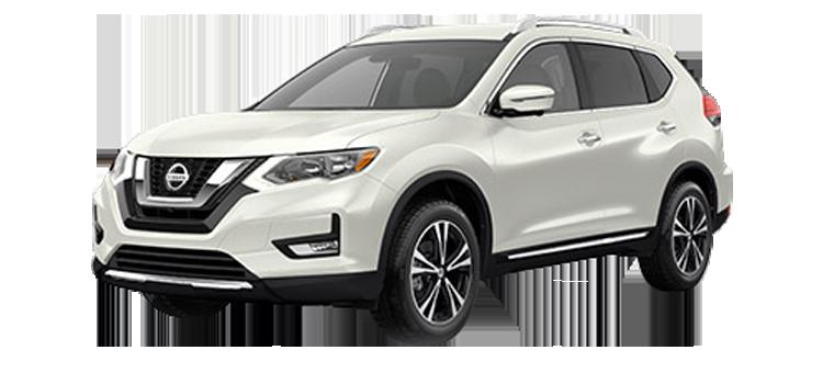 new 2018 Nissan Rogue 2.5L I4 SL