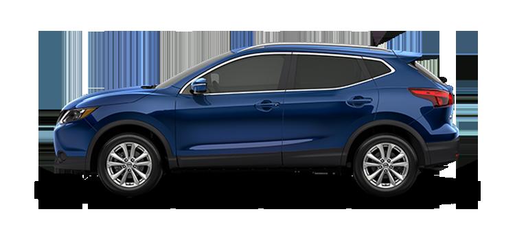 New 2018 Nissan Rogue Sport 2.0L I4 SV