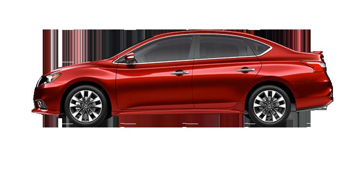 new 2018 Nissan Sentra Xtronic CVT SR