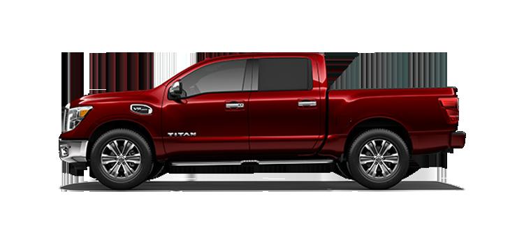 New 2018 Nissan Titan Crew Cab SL