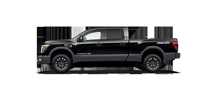New 2018 Nissan Titan XD Crew Cab Diesel PRO-4X