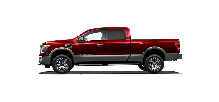 New 2018 Nissan Titan XD Crew Cab Gas Platinum Reserve