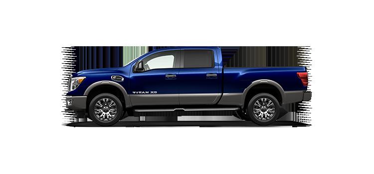 New 2018 Nissan Titan XD Crew Cab Diesel Platinum Reserve