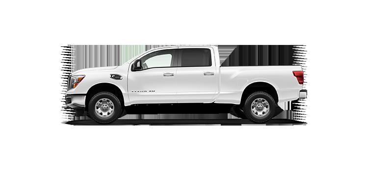 New 2018 Nissan Titan XD Crew Cab Diesel SV