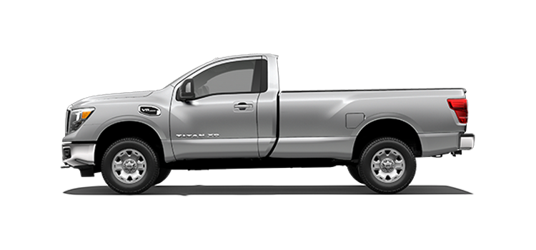 New 2018 Nissan Titan XD Single Cab Gas SV