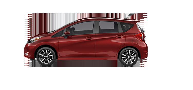 new 2018 Nissan Versa Note 1.6 Xtronic CVT SR