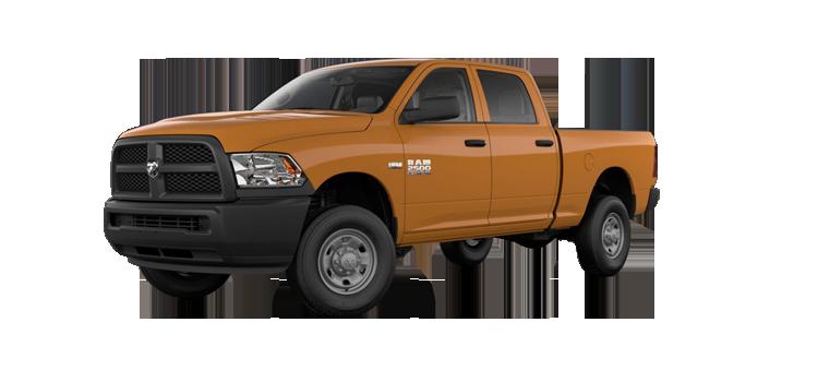 used 2018 Ram 2500 Tradesman