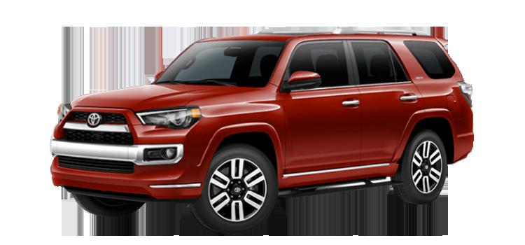 Walnut Creek Toyota - 2018 Toyota 4Runner 4.0L V6 Limited