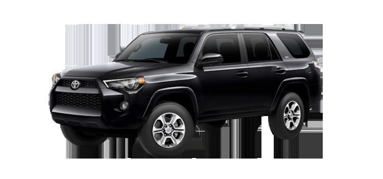 Vallejo Toyota - 2018 Toyota 4Runner 4.0L V6 SR5