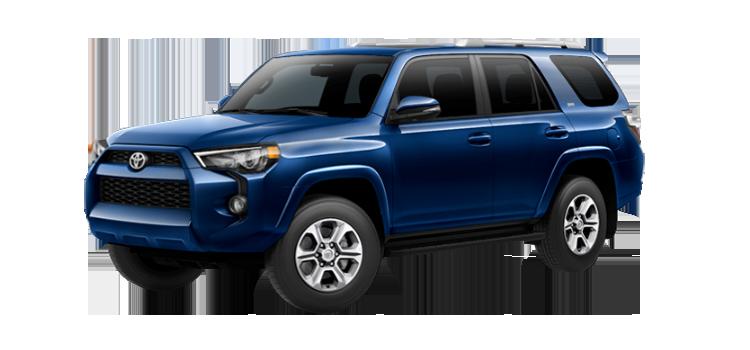 Houston Toyota - 2018 Toyota 4Runner 4.0L V6 SR5 Premium