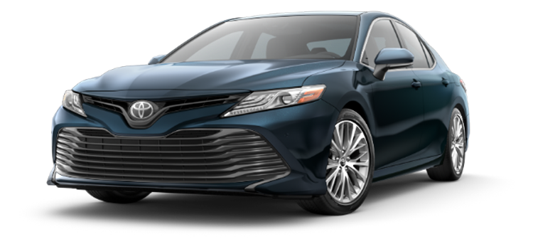 Roswell Toyota - 2018 Toyota Camry 2.5L 4-Cyl XLE
