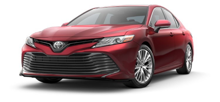 Akron Toyota - 2018 Toyota Camry 2.5L 4-Cyl XLE