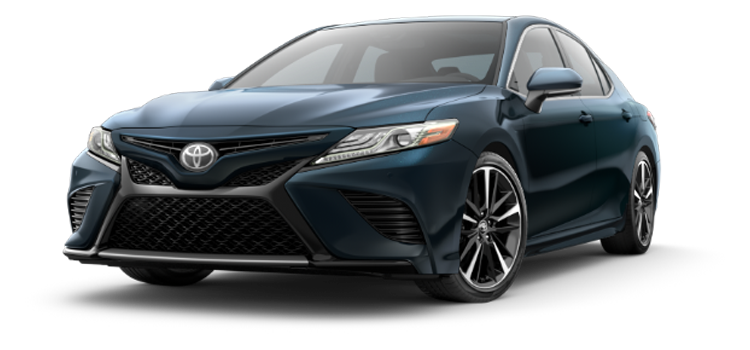 Duluth Toyota - 2018 Toyota Camry 2.5L 4-Cyl XSE